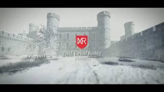 Beaumaris Castle VR
