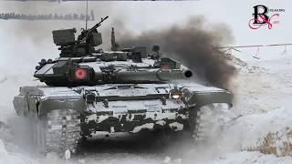 Khúc bi tráng của T90 tại chiến trường Syria