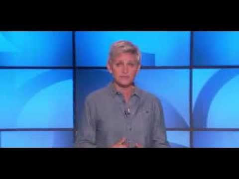 Ellen Talks Miss America on ellen show