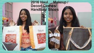 Lifestyle 50% Sale Haul 2016 + Clothes/ Makeup/ Shoes/ Handbag !! Margee Sharma