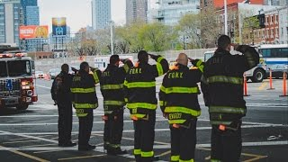FDNY Line of Duty Death - Saluting Fallen Firefighter William Tolley