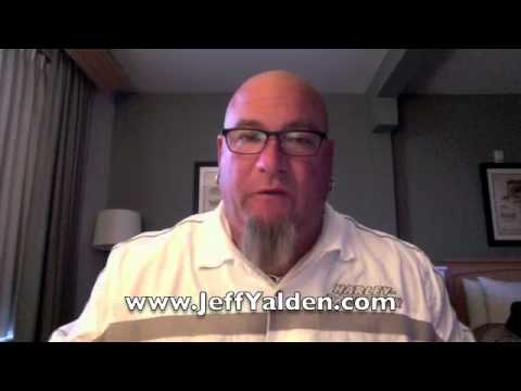 STOP BULLYING NOW . . . Youth Motivational Speaker Jeff Yalden