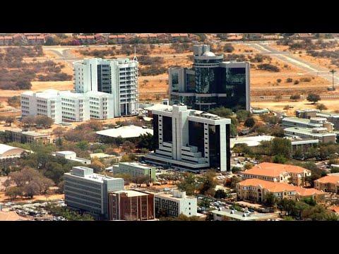 Botswana Gaborone 2020