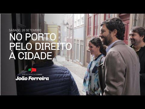 No Porto pelo direito à cidade