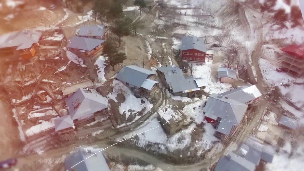 Ormancık Köyü Feke ADANA  drone