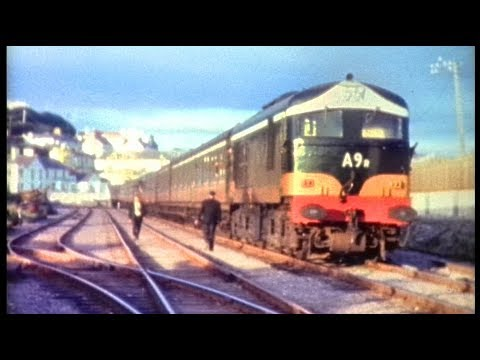 CIÉ 'Excursions Trains' - Youghal Branch (1970)