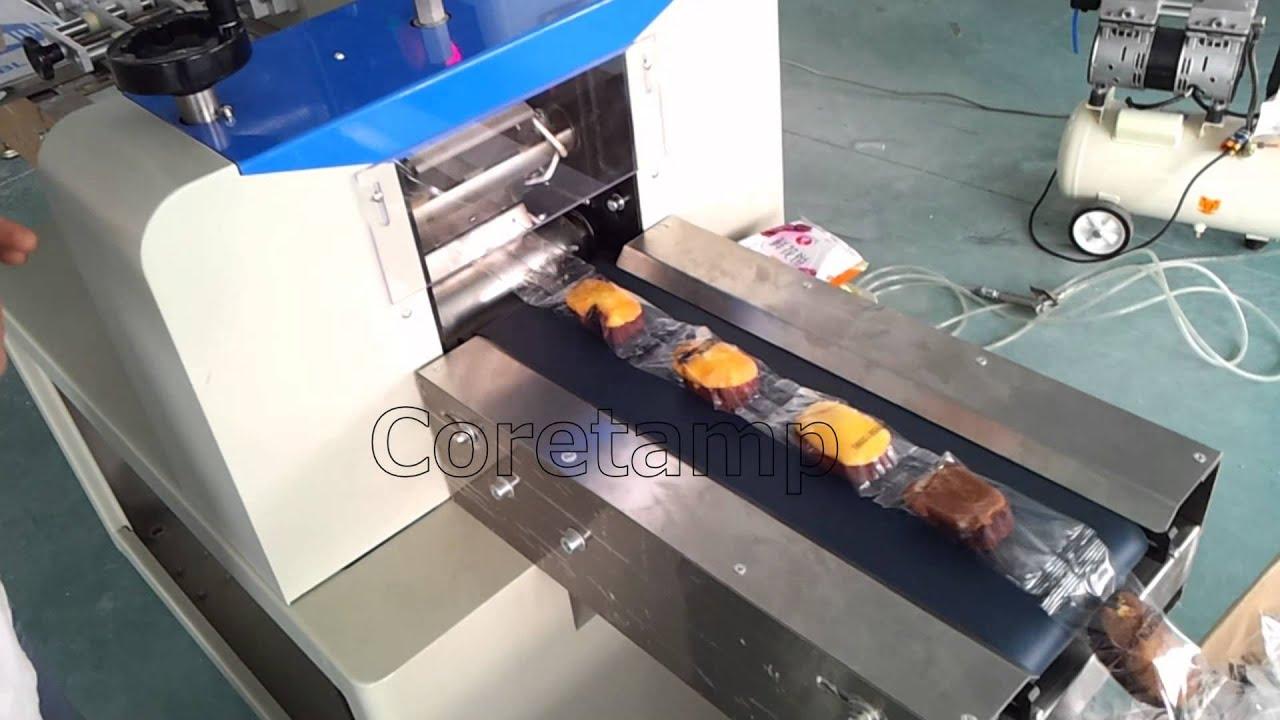 cookie packaging machine