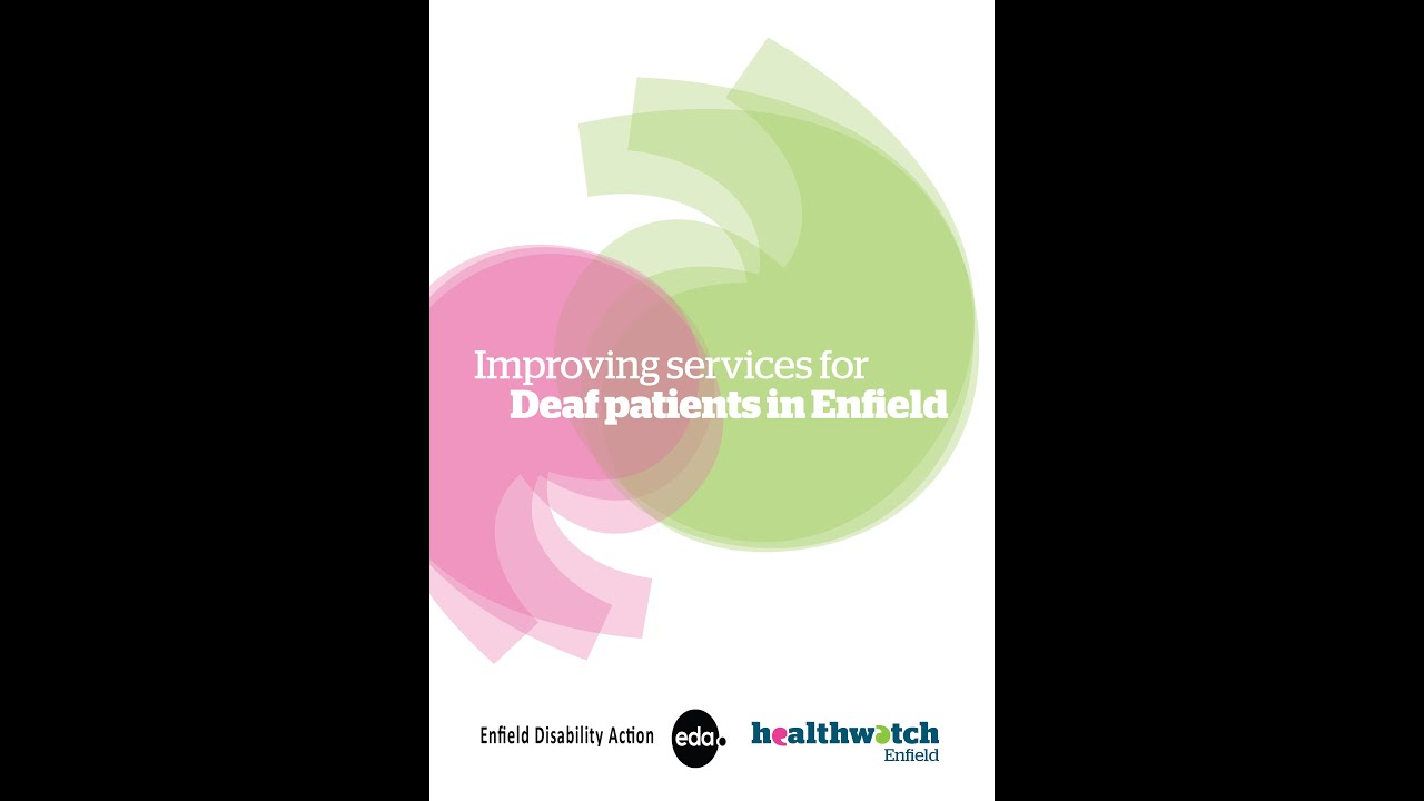Our reports - Healthwatch Enfield
