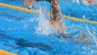 水泳の世界選手権第15日(2015年8月7日 ロシア・カザニ) 18...