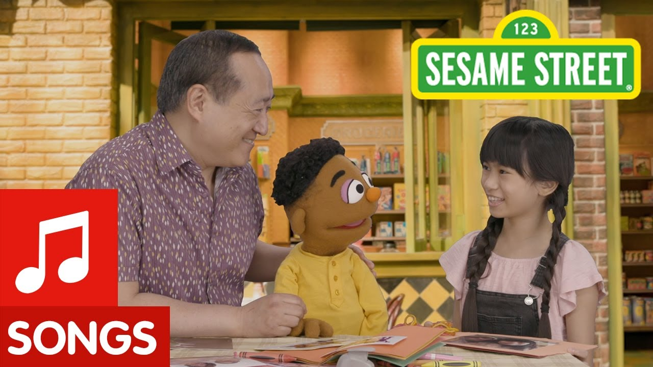 Sesame Street: Proud of Your Eyes Song | #ComingTogether
