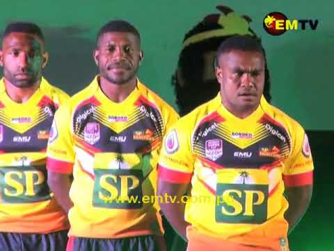 SP PNG Hunters to Face NRL's Brisbane Broncos this Saturday