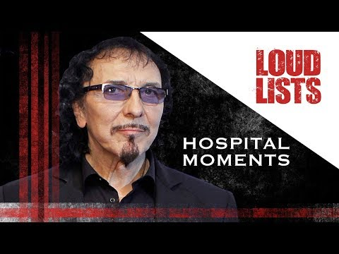 10 Rock + Metal Hospital Moments