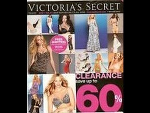 Victoria's Secret Catalog 2012 Review