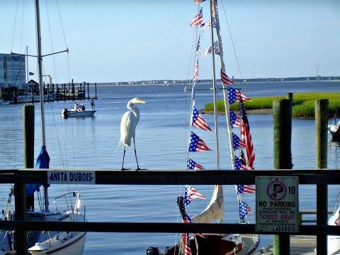 Southport NC - Good times living small along the North Carolina Coast