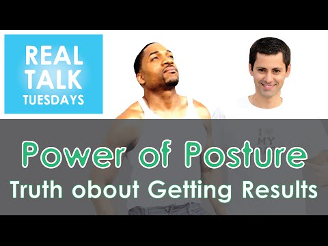 The Power of Posture {Real Talk Tuesdays}