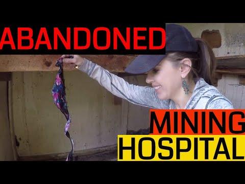 Creepy Abandoned Mining Hospital