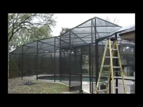 All Weather Pool And Patio Northern Screen Enclosures
