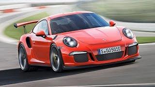 Porsche 911 GT3 RS - Erster Trailer (2015)