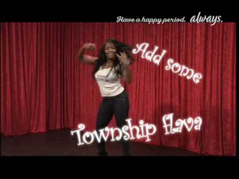 Dance Instructional Video by Thembi Seete