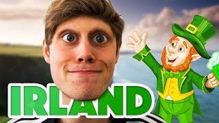 Emil är ett flygande huvud (Irland Vlogg) thumbnail