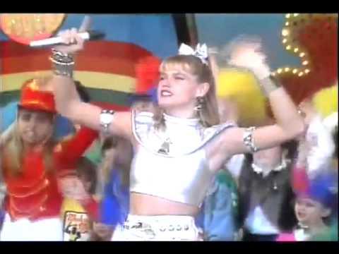 Festa Do Estica E Puxa Xou Da Xuxa 1 Ano 30 06 1987