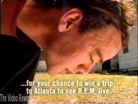 VH1 Classic R.E.M. Georgia Music Hall of Fame Contest Commercial (2006)