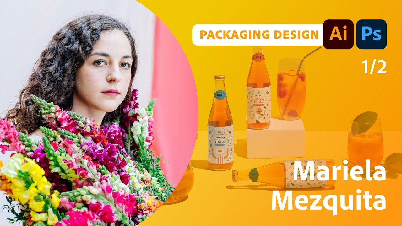 Sustainable Packaging Design with Mariela Mezquita - 1 of 2