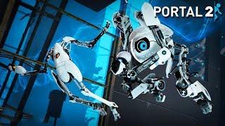 КООПЕРАТИВНЫЙ ПОРТАЛ ◄► Portal 2 Кооператив #1