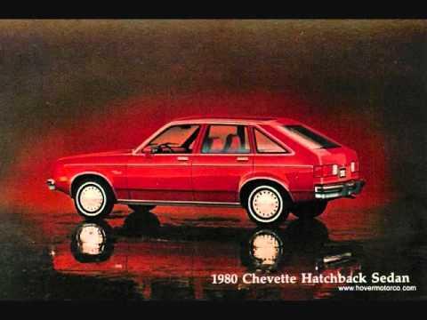 Chevrolet Chevette History