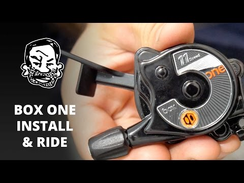 Box One MTB Derailleur & Shifter - What's the deal?