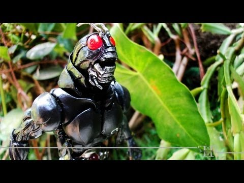 S.I.C. Volume 16 - Kamen Rider Black