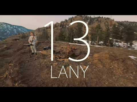 LANY - 13 (official music video) cover