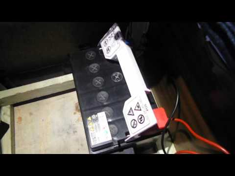 12v # battery # lights # fuse box # camper van - youtube battery fuse box new beetle #11