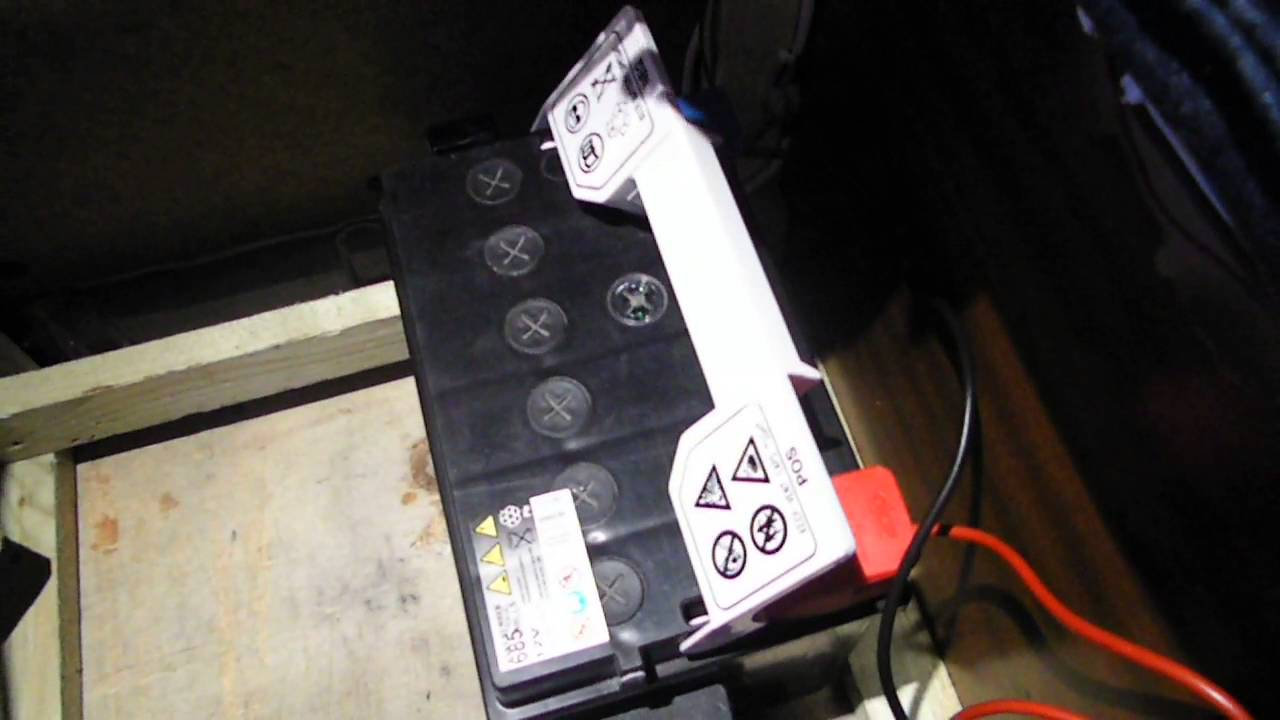 Coming From Camper Battery Fuse Box Opinions About Wiring Diagram In Bus 12v Lights Van Youtube Rh Com Trailer Panel