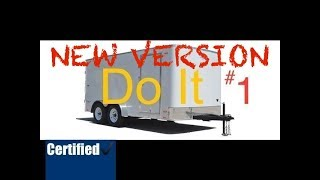 BEFORE YOU BUY A CAMPER! Deciding on a Camper Trailer - TOP REASONS to modify a Cargo Trailer ✔️