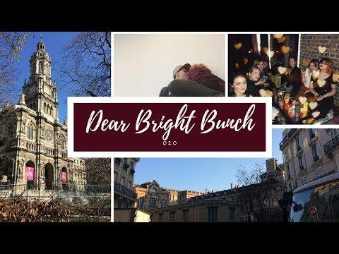 020 | SUNSHINE, SAINT GERMAIN & GOING GINGER | Dear Bright Bunch