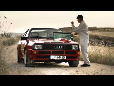 Audi S3 2013 vs Audi Quattro Sport 1983 | Audicafe.it