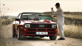 Audi S3 2013 vs Audi Quattro Sport 1983 | Audicafe.it