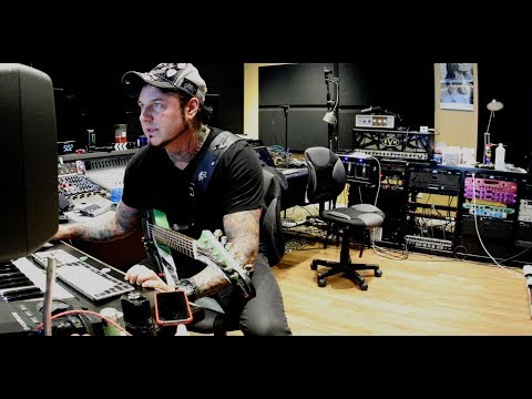 Anne Erickson - More Fun with Five Finger Death Punch in the Studio