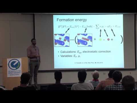 Sources of Shockley-Read-Hall Recombination in III-Nitrides - Cyrus Dreyer