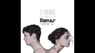 Coleman Hell - 2 Heads (Riddler Remix)