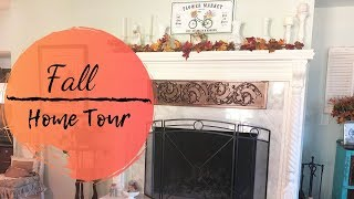 FALL HOME TOUR 2019 | TOURING MY MOMS HOUSE | ENTIRE HOUSE TOUR