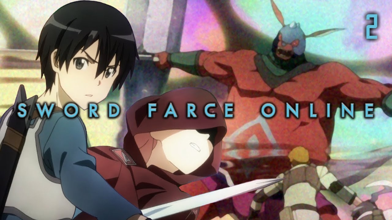 sword farce online sao parody episode 2 beta buster