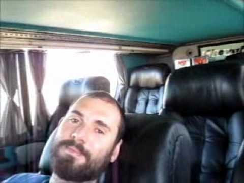 Argentina bus ride
