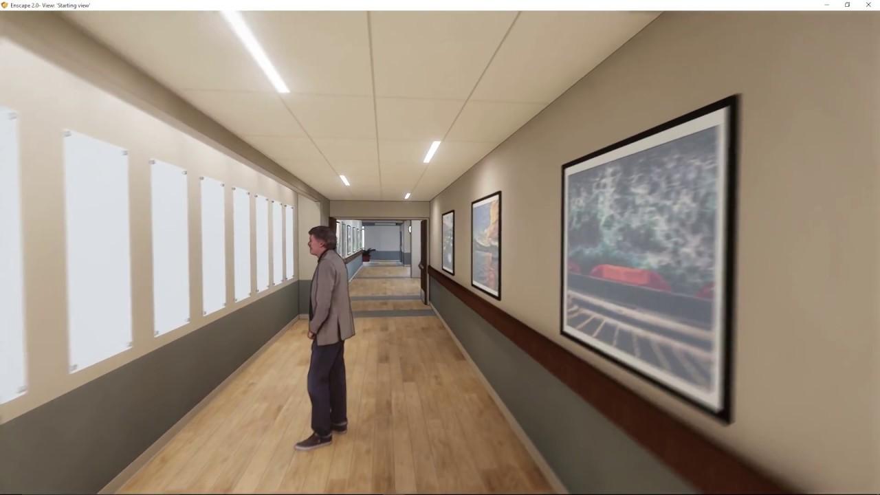 Enscape 2 0 Tutorial | Part 4: Screen Recording a Presentation Video