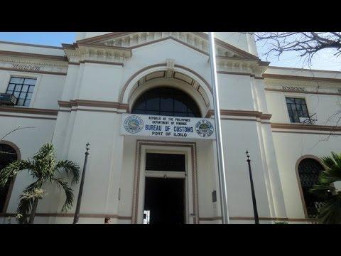 Bureau of Immigration, Bureau of Fire, and Iloilo City Post Office