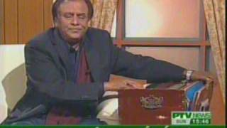 "Heer Waris Shah By Iqbal Bahoo-With Imran Mir in program ""Award Yafta"""