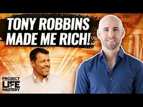 How Tony Robbins Made Me A Multi-Millionaire