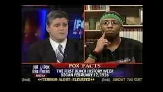 Black Leader Warns on Hannity: 'War Has Been Declared on Whites'