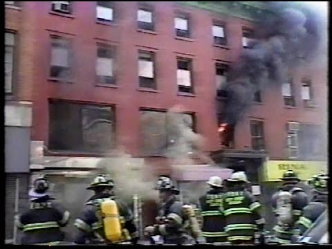 FDNY 6th Alarm Fire Manhattan Box 659 1016 Ave of the Americas Throwback to 5-5-1997